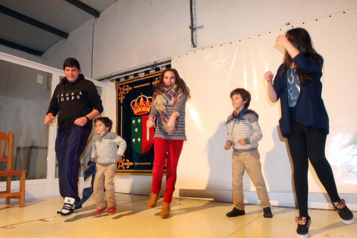 Con Video Los Play Backs De San Blas Rinden Homenaje A La Cancion