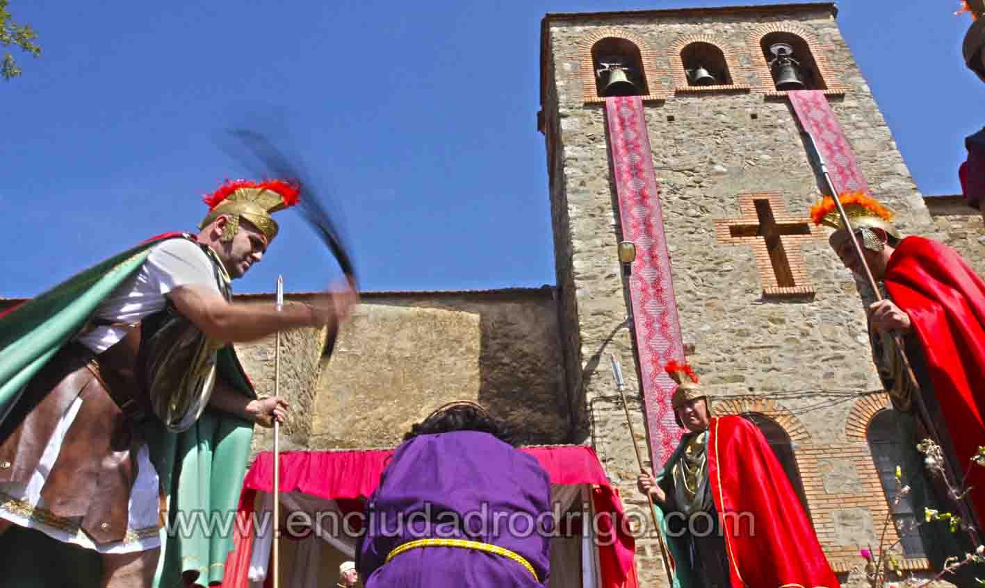 Semana Santa Vía Crucis Viviente