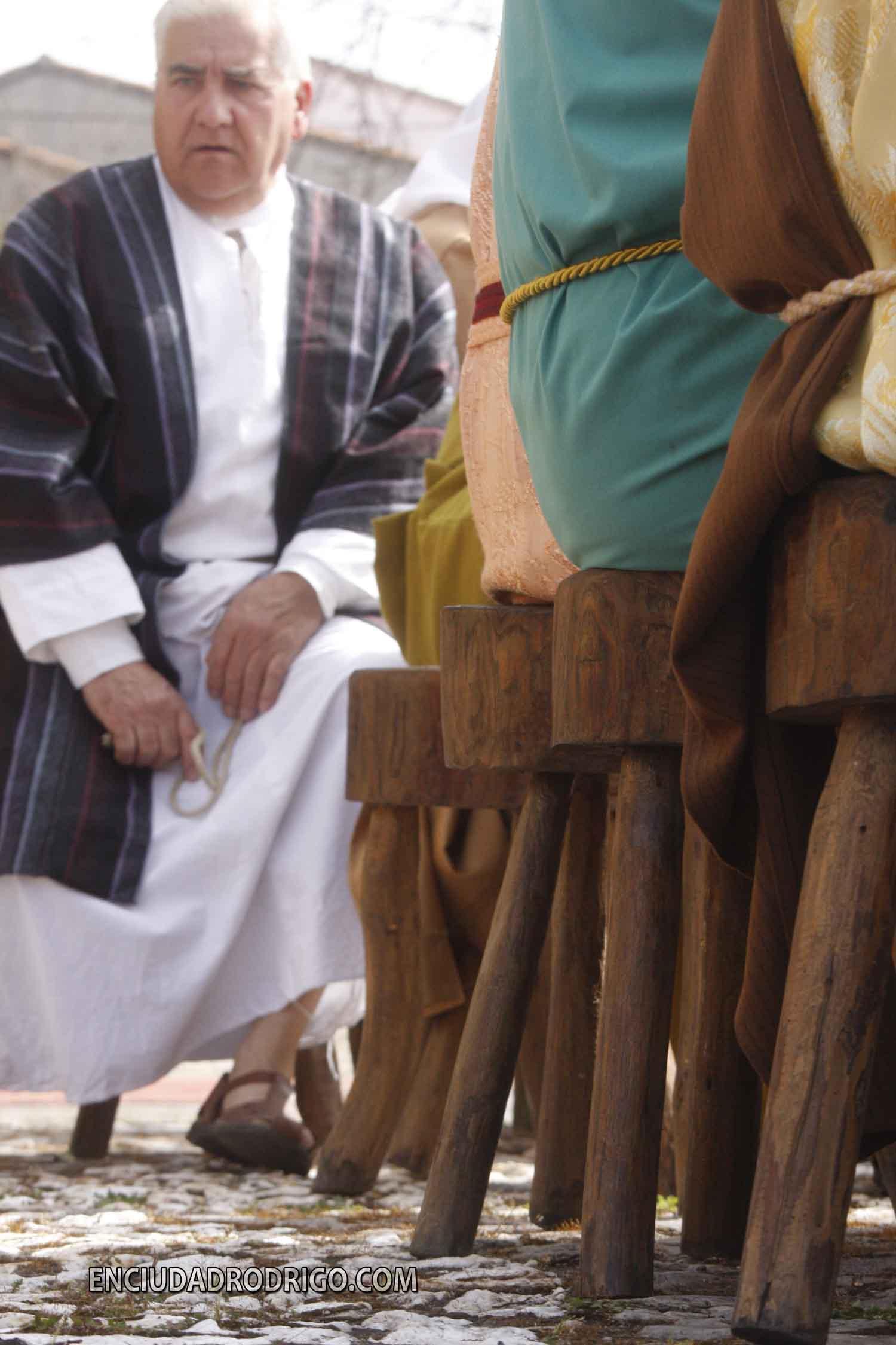 Pasin Recogimiento Y Muchedumbre Acompaan Al Va Crucis Viviente T Shirt Fredom Buterfly Wanita B0020 Mg 1838