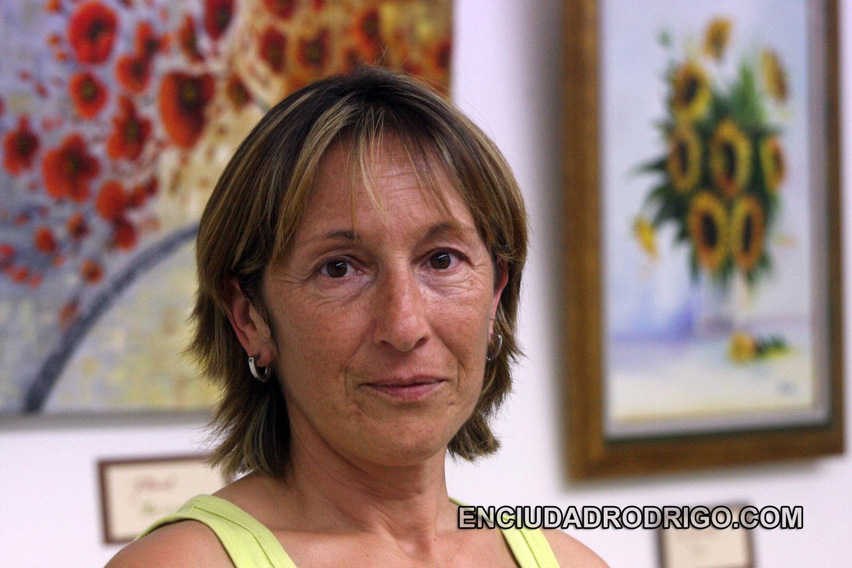 La pintura de Anabel Vicente, en una exposición que se exhibe en el ...